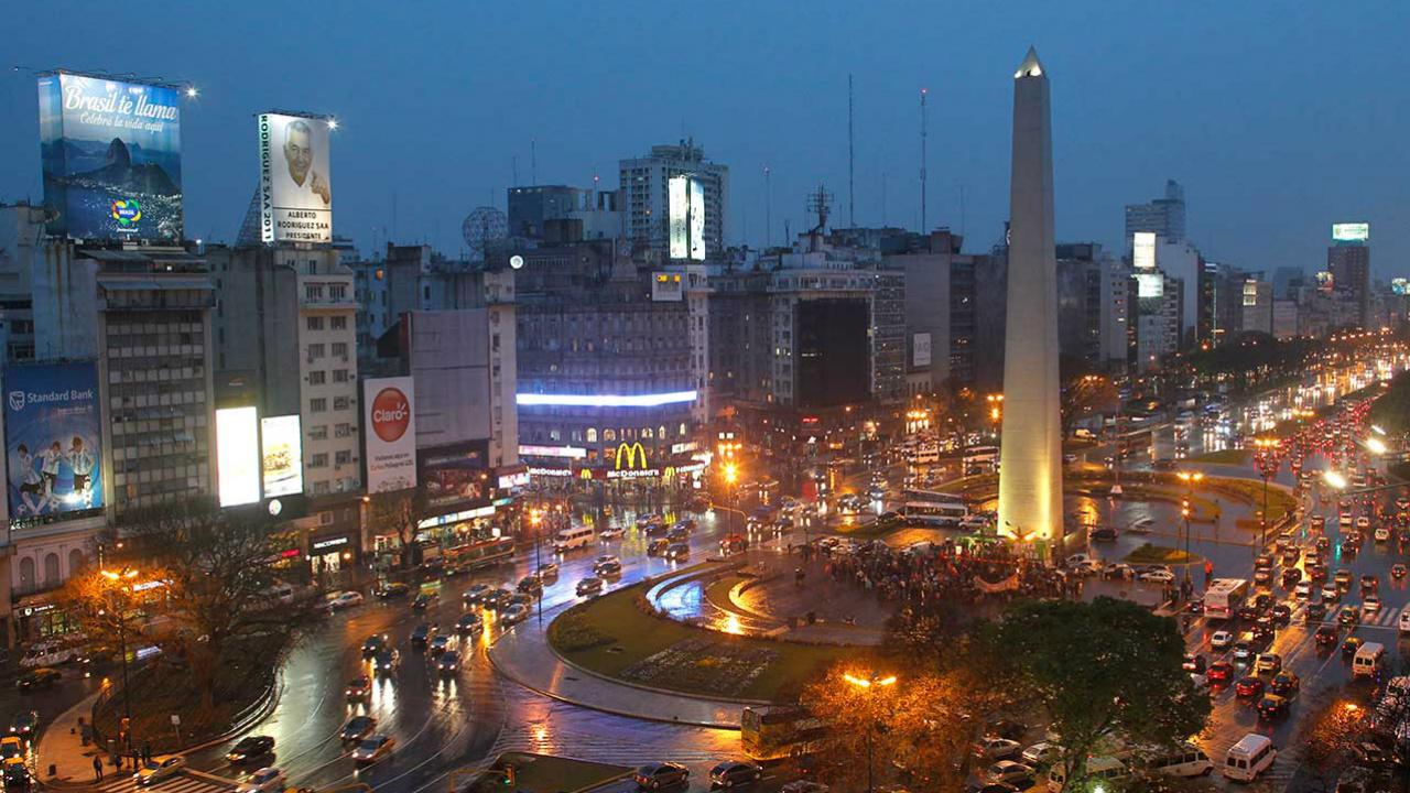 Las ciudades latinoamericanas en el futuro