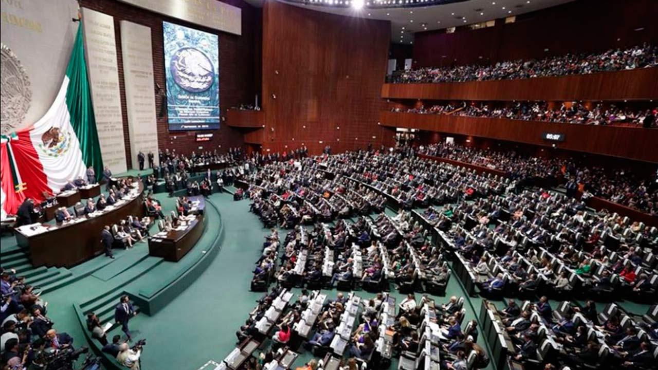 Estos son los cambios que han ocurrido en el Congreso impulsados por AMLO