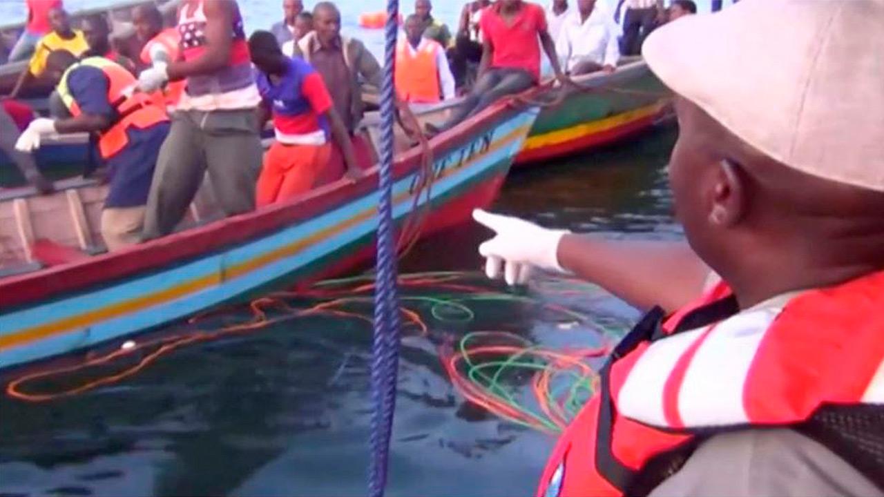 Naufragio de ferry en Tanzania deja más de 130 muertos