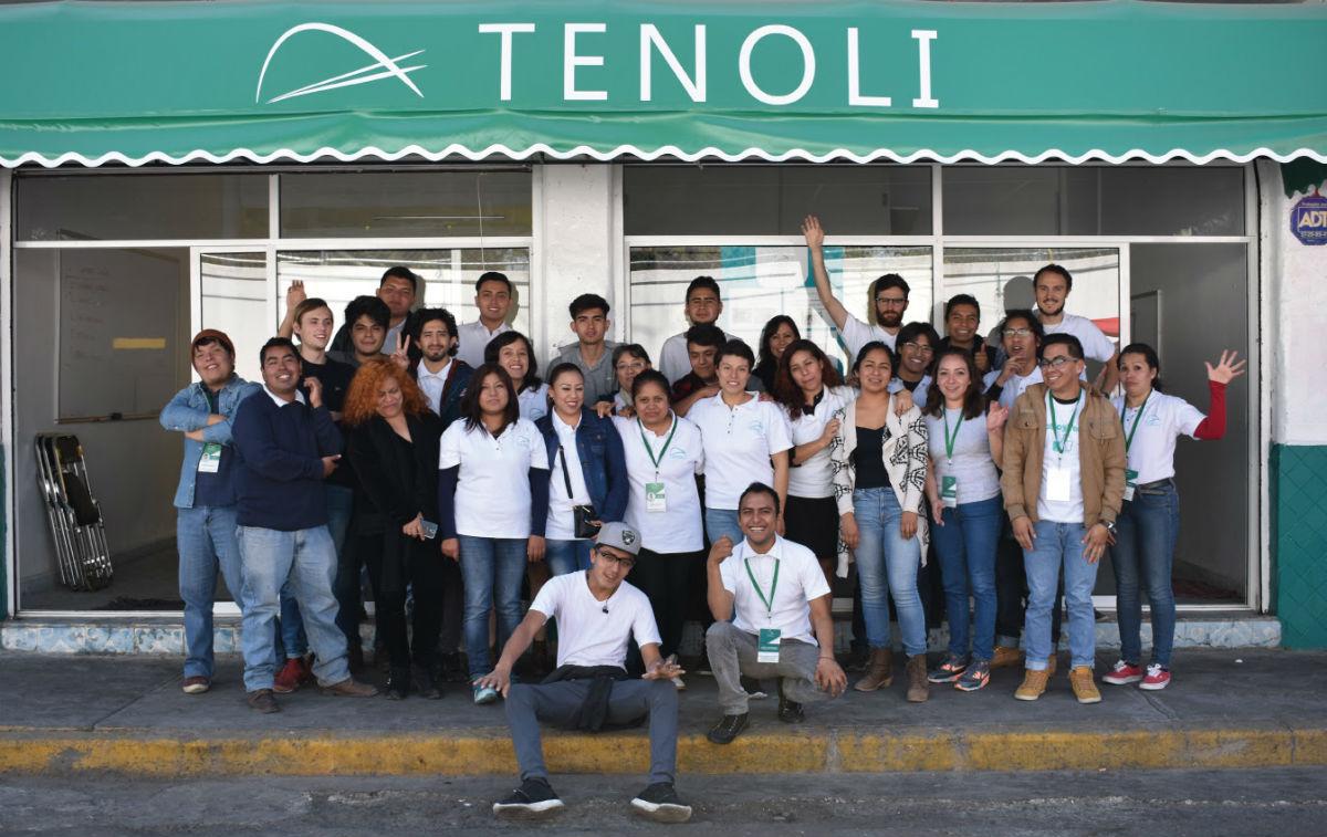 La empresa social Tenoli cierra sus puertas por falta de recursos