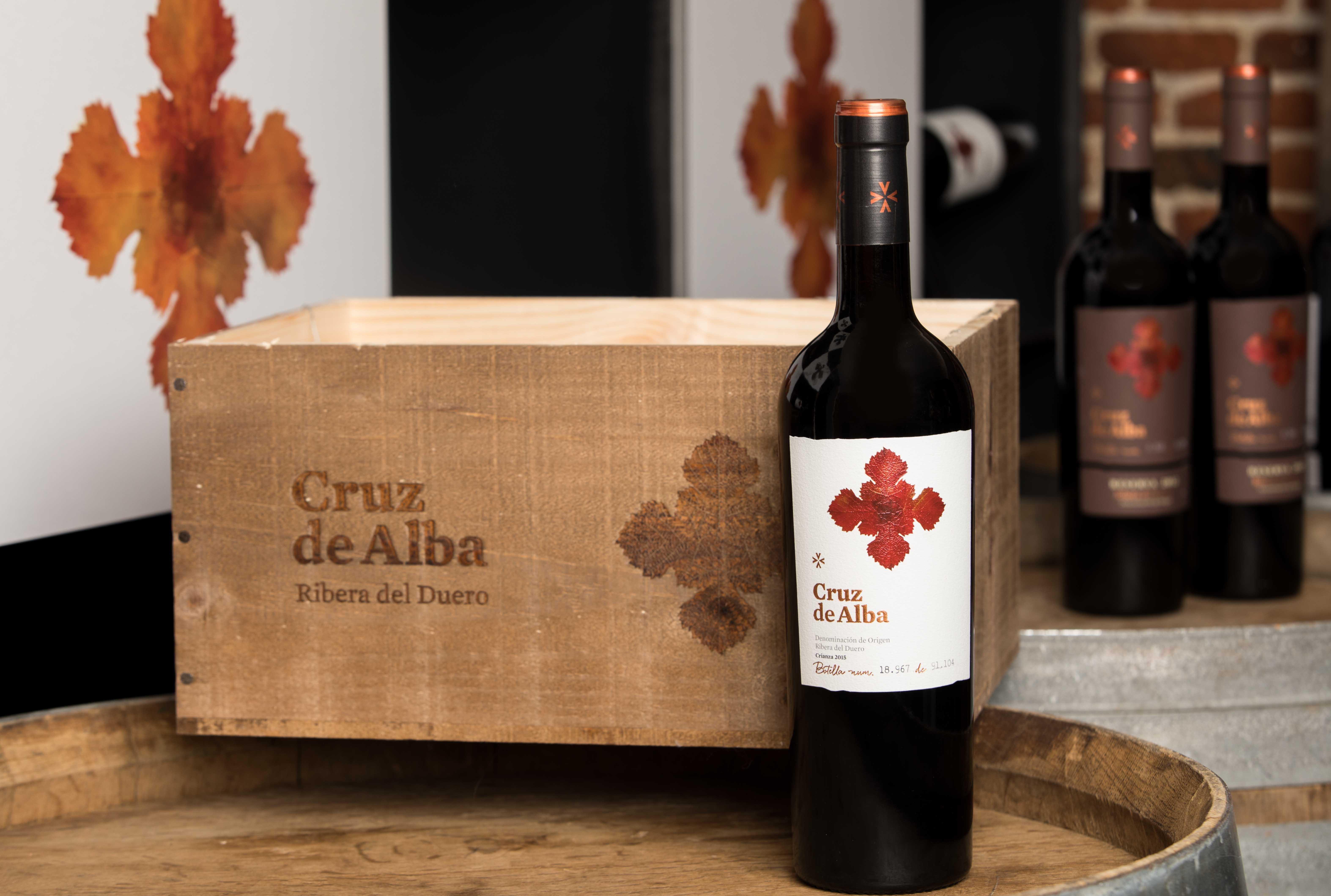 José Cuervo presenta Cruz de Alba Crianza, su primer vino biodinámico