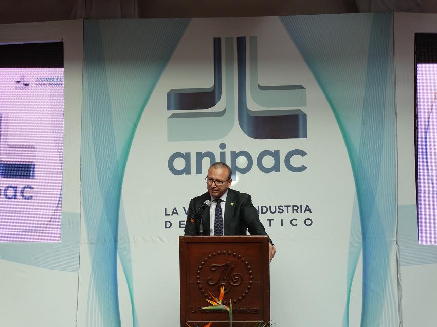 Aldimir Torres presidirá la Asociación Nacional de Industrias del Plástico