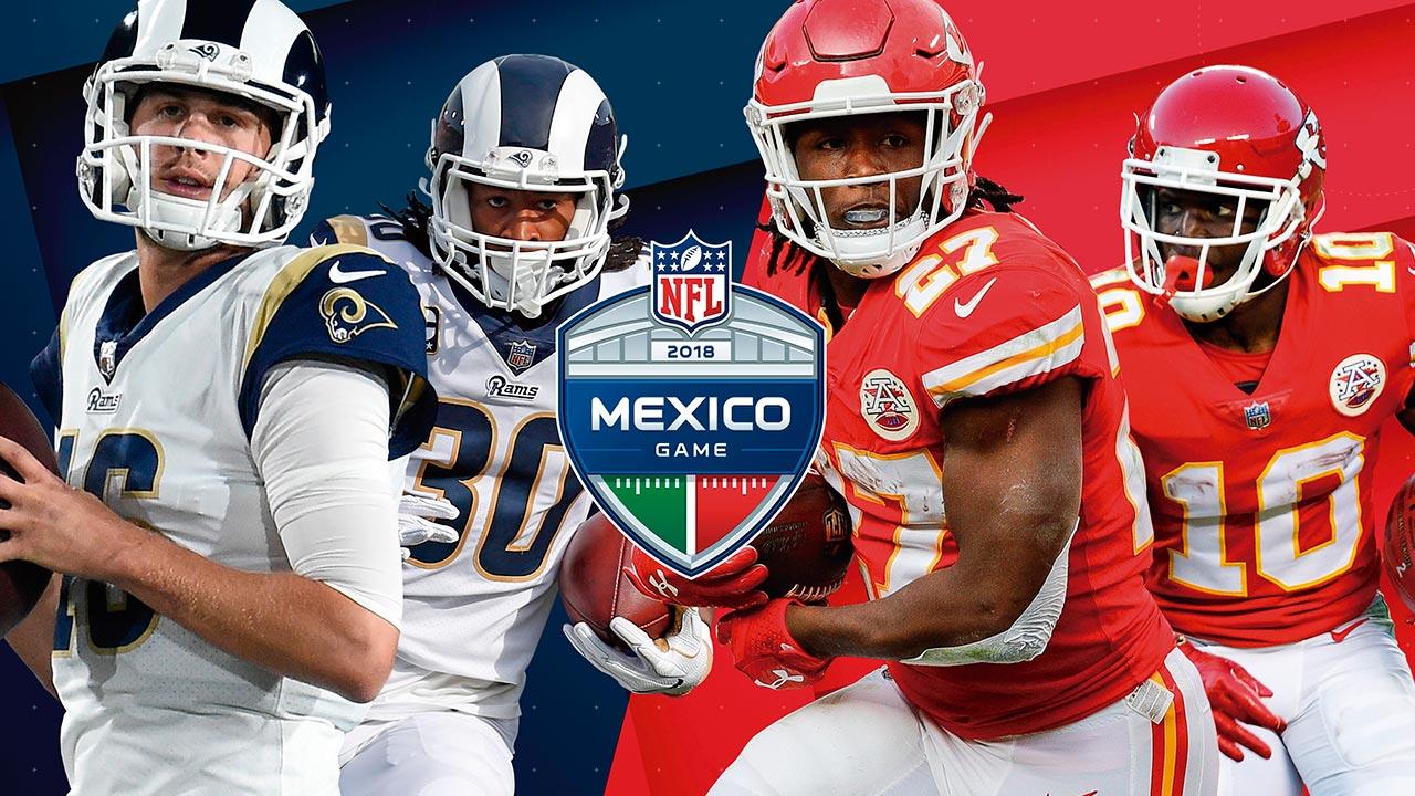 NFL quita partido a México y se lo lleva a Los Ángeles