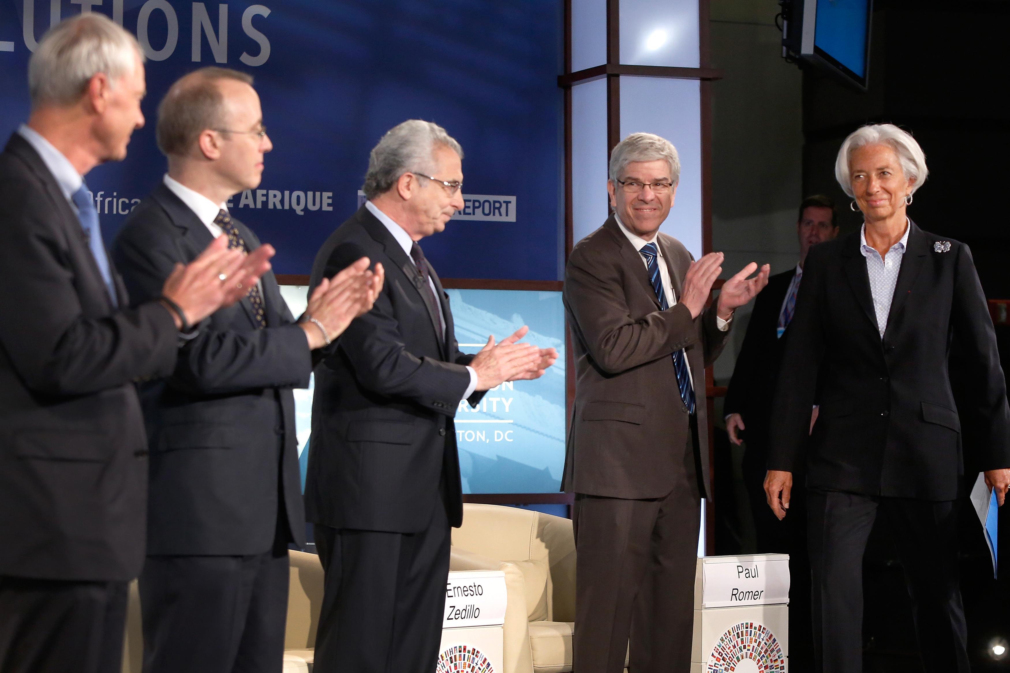 Zedillo discute con Lagarde y dice que el FMI ha sido frívolo