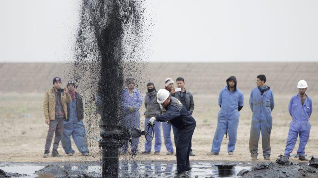 La producción petrolera de Venezuela vuelve a caer en 3,3%