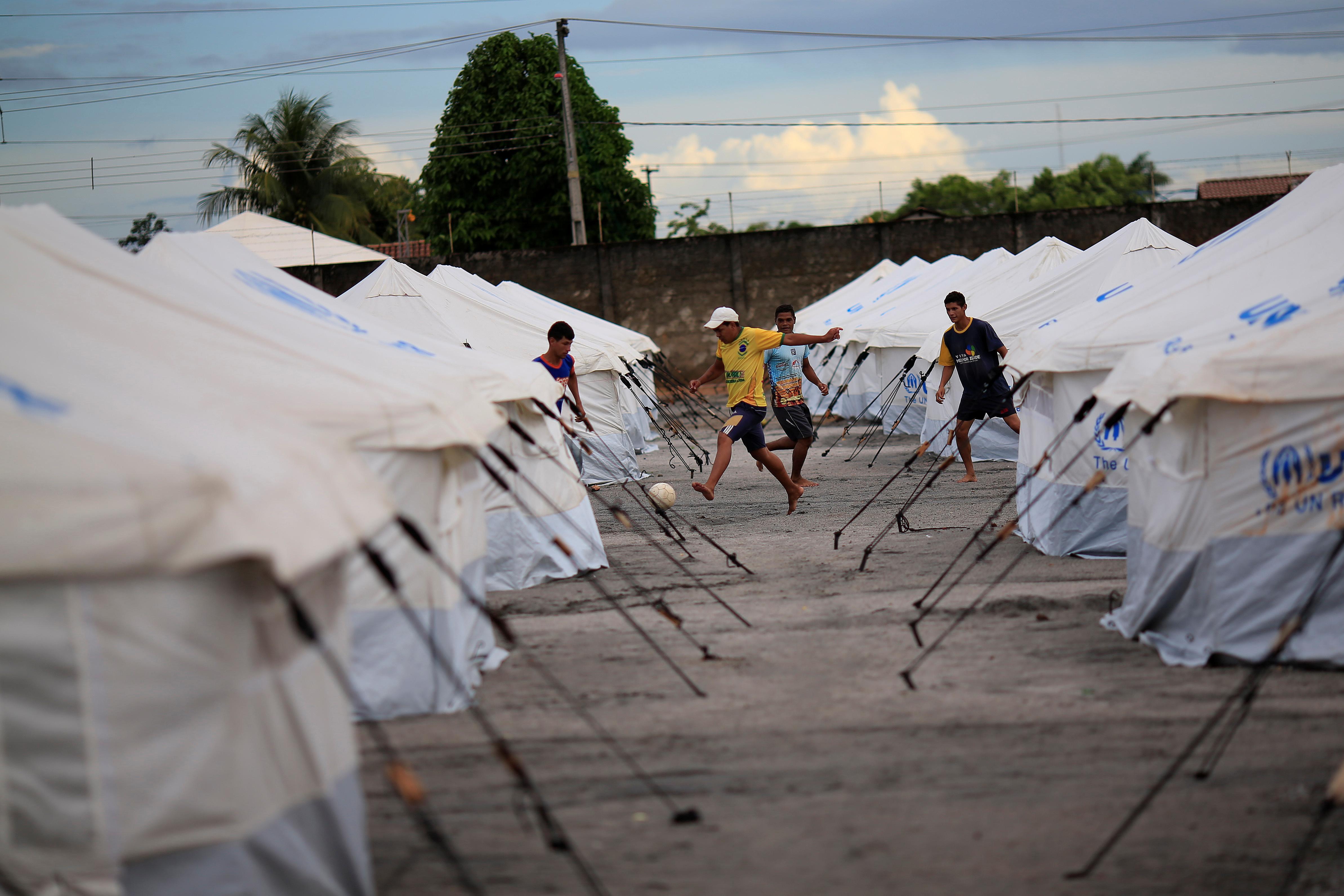 "ACNUR pide ""coherencia regional"" ante éxodo de venezolanos"