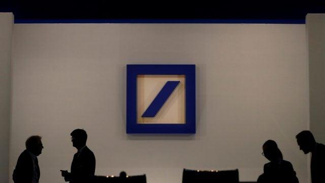 La Fiscalía alemana sospecha que Deutsche Bank ayudó a blanquear dinero