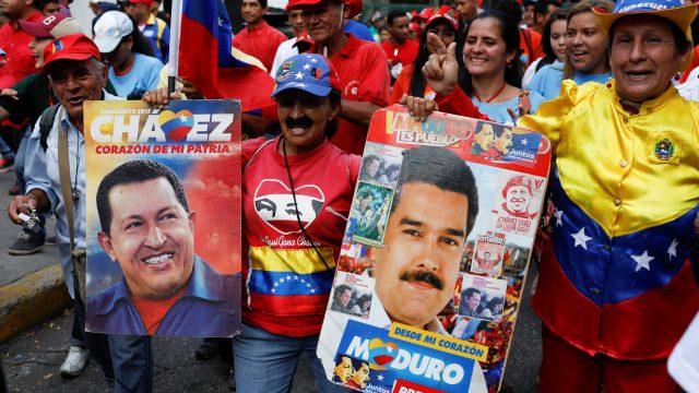 81% de los venezolanos quiere que Maduro deje la presidencia: Mitofsky •  Forbes México