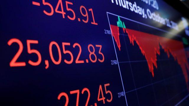 El Dow se hunde a su nivel más bajo en dos meses; expertos temen recesión por caso Evergrande