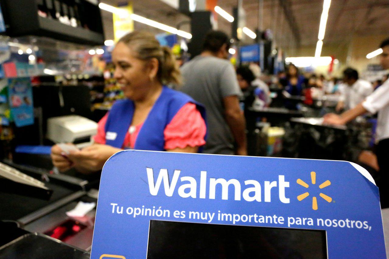 Ventas de Walmart en México crecen 4.4% en marzo