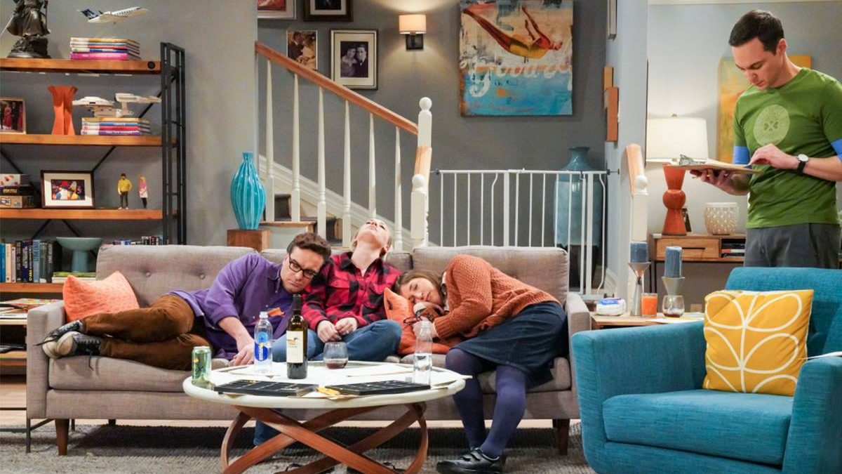 Visita el departamento de la serie 'The Big Bang Theory'