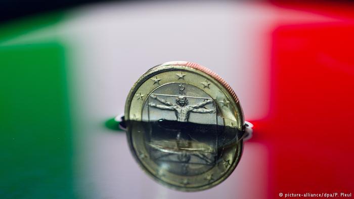 Enfrentamiento entre Italia y la UE