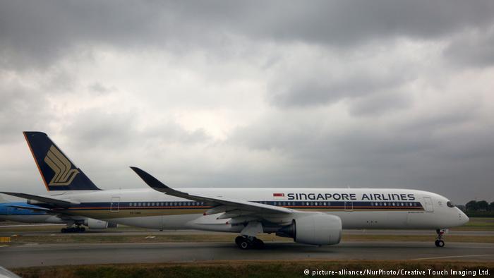Singapore Airlines inicia el vuelo directo más largo del mundo