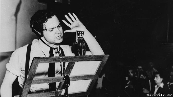 Hace 80 años los marcianos atacaron a EU vía Orson Welles
