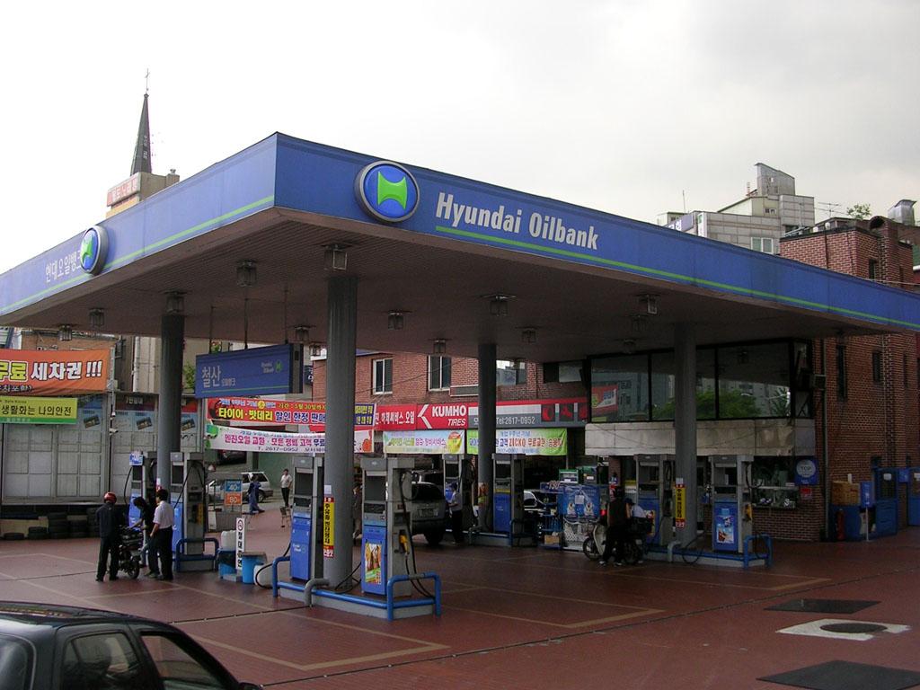 Ahora Pemex importará gasolina coreana