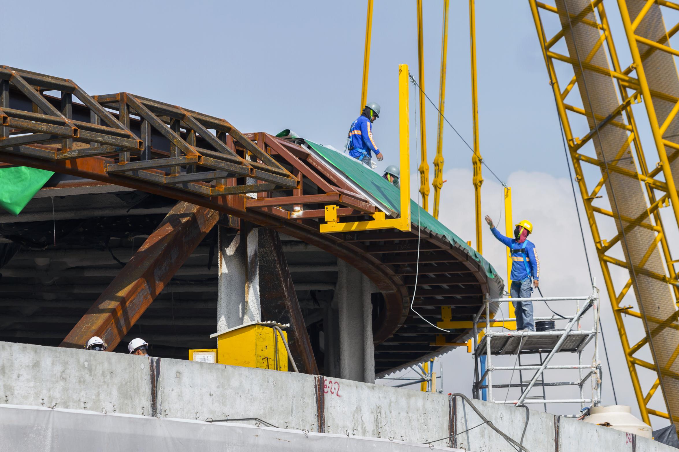 Concamin pide continuar obra de nuevo aeropuerto en Texcoco