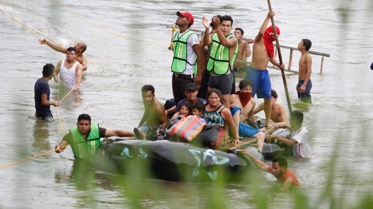 Peticiones de refugio en México aumentan 31% en primer trimestre