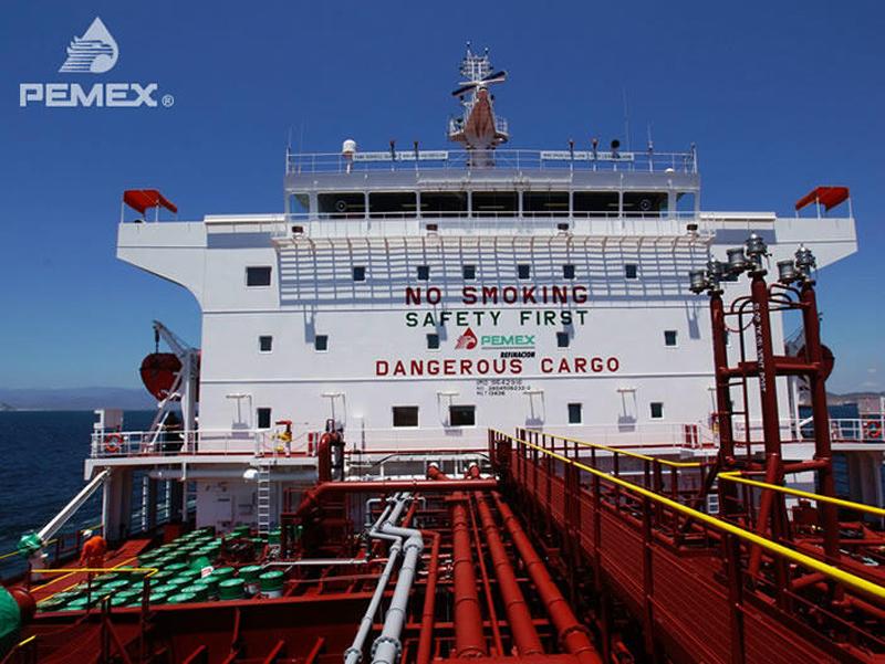 Pemex no tiene quien le venda petróleo: declaró desierto concurso internacional