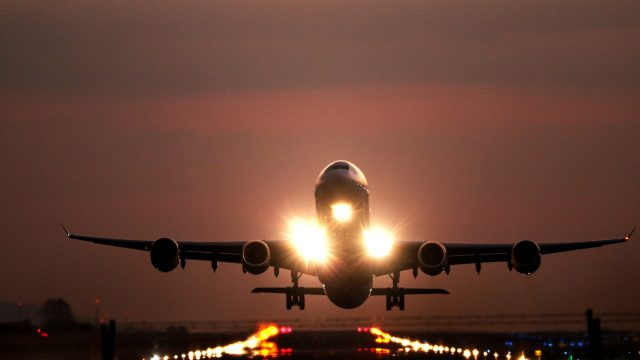 aerolíneas avión