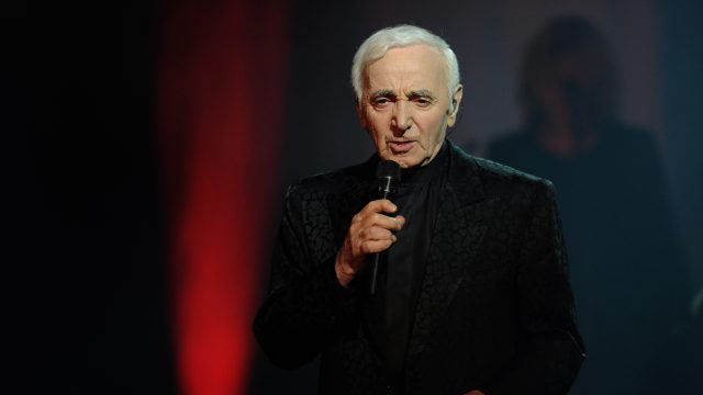 Playlist para recordar a Charles Aznavour