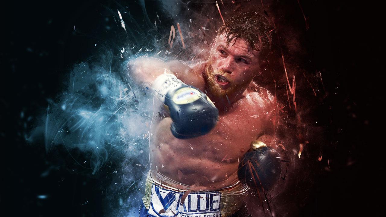 El 'Canelo' domina los rings y el ranking de mexicanos mejor pagados