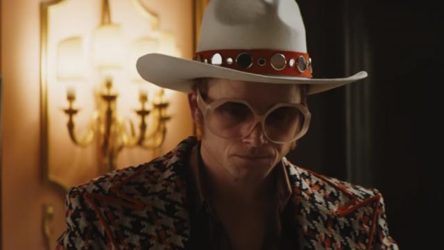 Rocketman, el trailer oficial de la película de Elton John ha sido liberado