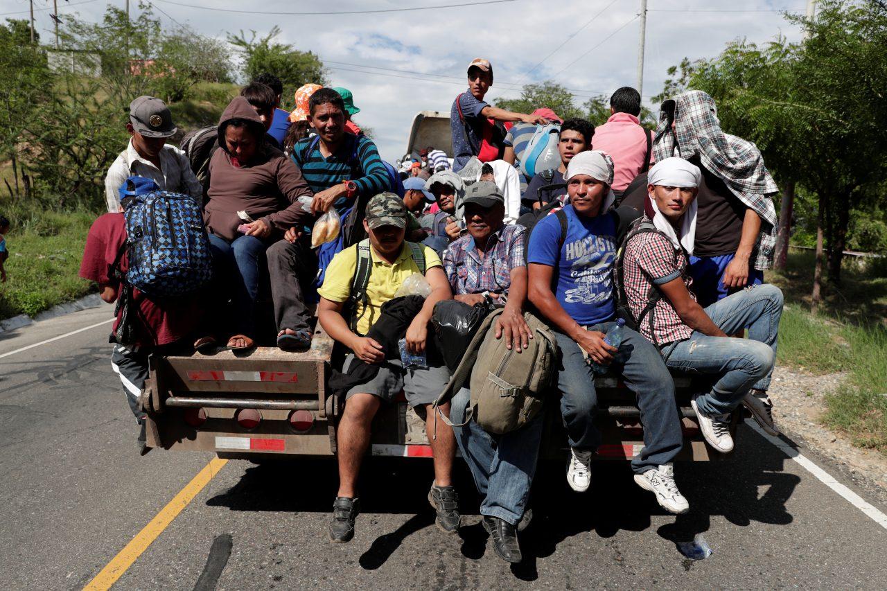 Centroamérica y México discuten plan para frenar migración