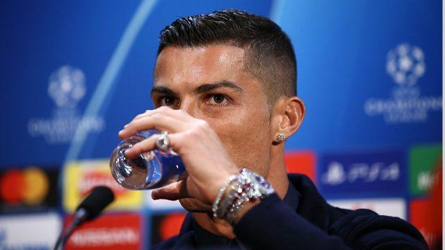 Ronaldo reloj