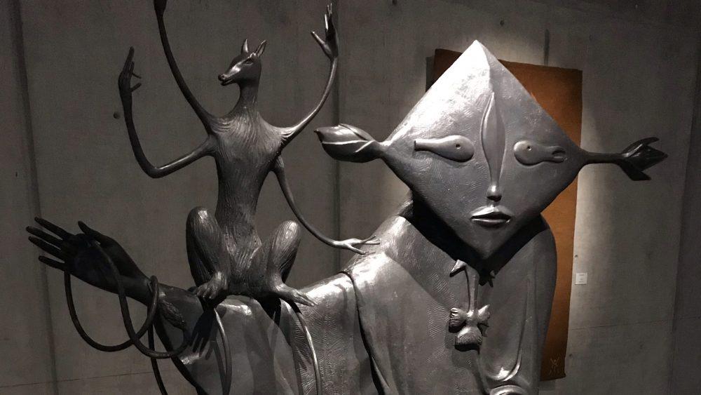 El Museo de Leonora Carrington abre sus puertas en Xilitla, el Pueblo Mágico surrealista
