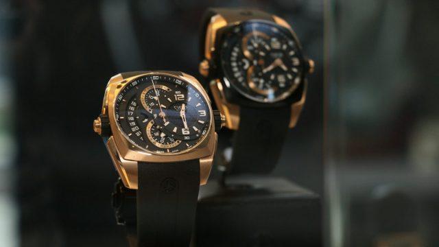 Salón Internacional Alta Relojería