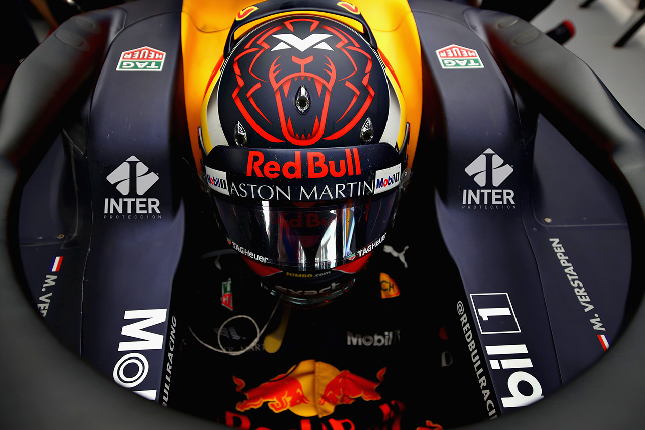 INTERprotección, primera marca mexicana en patrocinar a Red Bull Racing