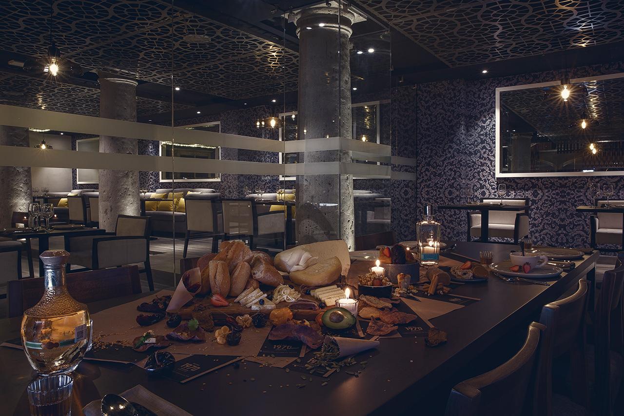 JAL by Hueso, un restaurante que llega a la raíz de la gastronomía tapatía