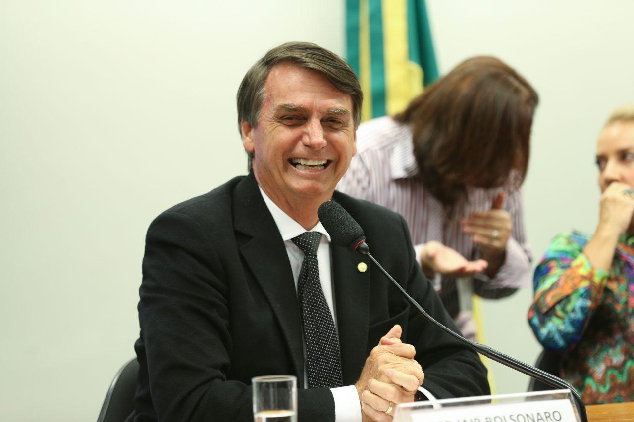 Tres propuestas duras y rudas de Jair Bolsonaro contra la violencia en Brasil