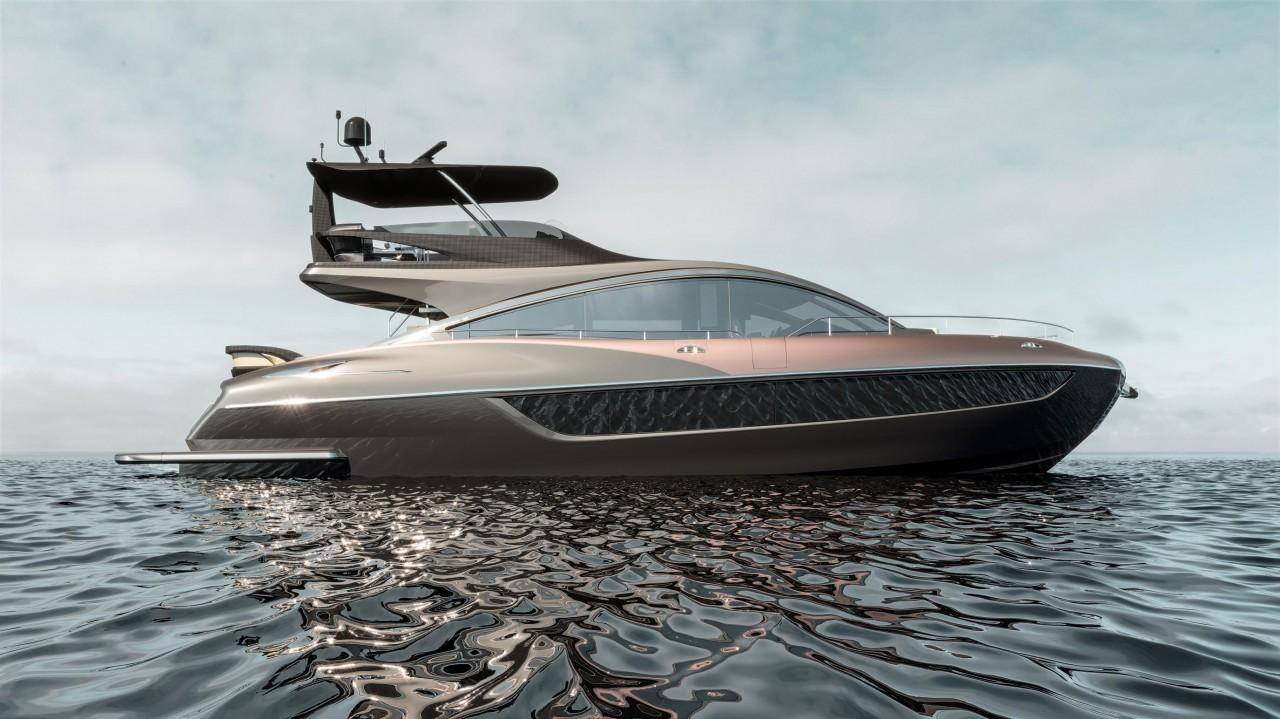 Lexus quiere conquistar los mares con el LY 650, su primer yate de lujo