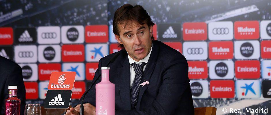 Real Madrid despide a Lopetegui, el DT que le arrebató a España