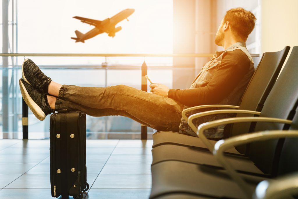 vacaciones aeropuertos