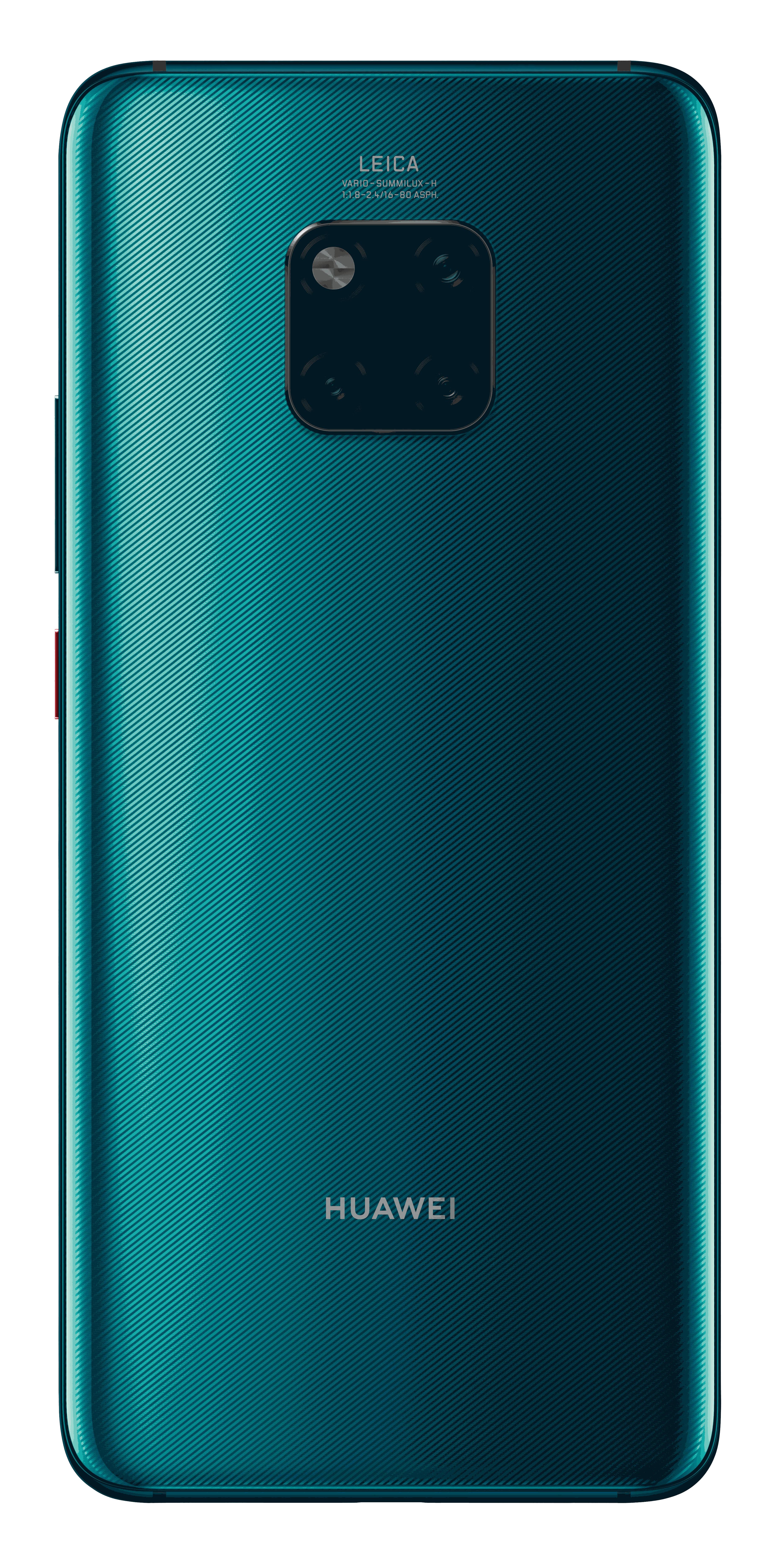 Huawei presenta al mundo su nueva serie Mate 20