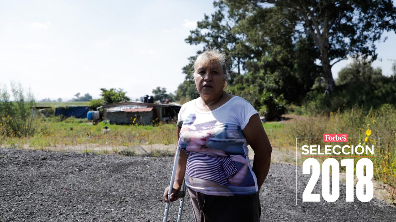 En lo que queda del lago de Texcoco se reaviva la lucha contra el NAIM