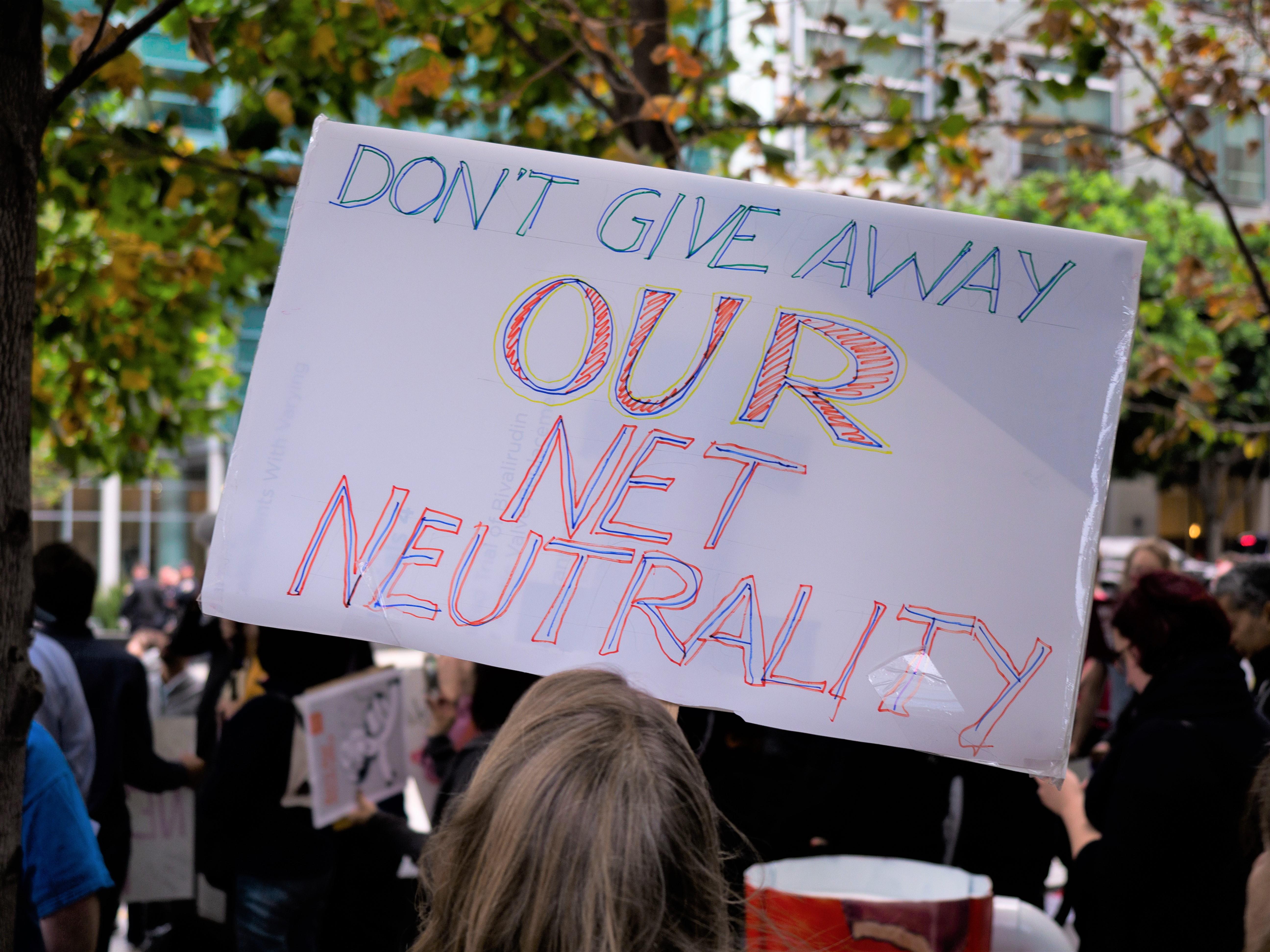 EU no quiere que California legisle sobre neutralidad en la red