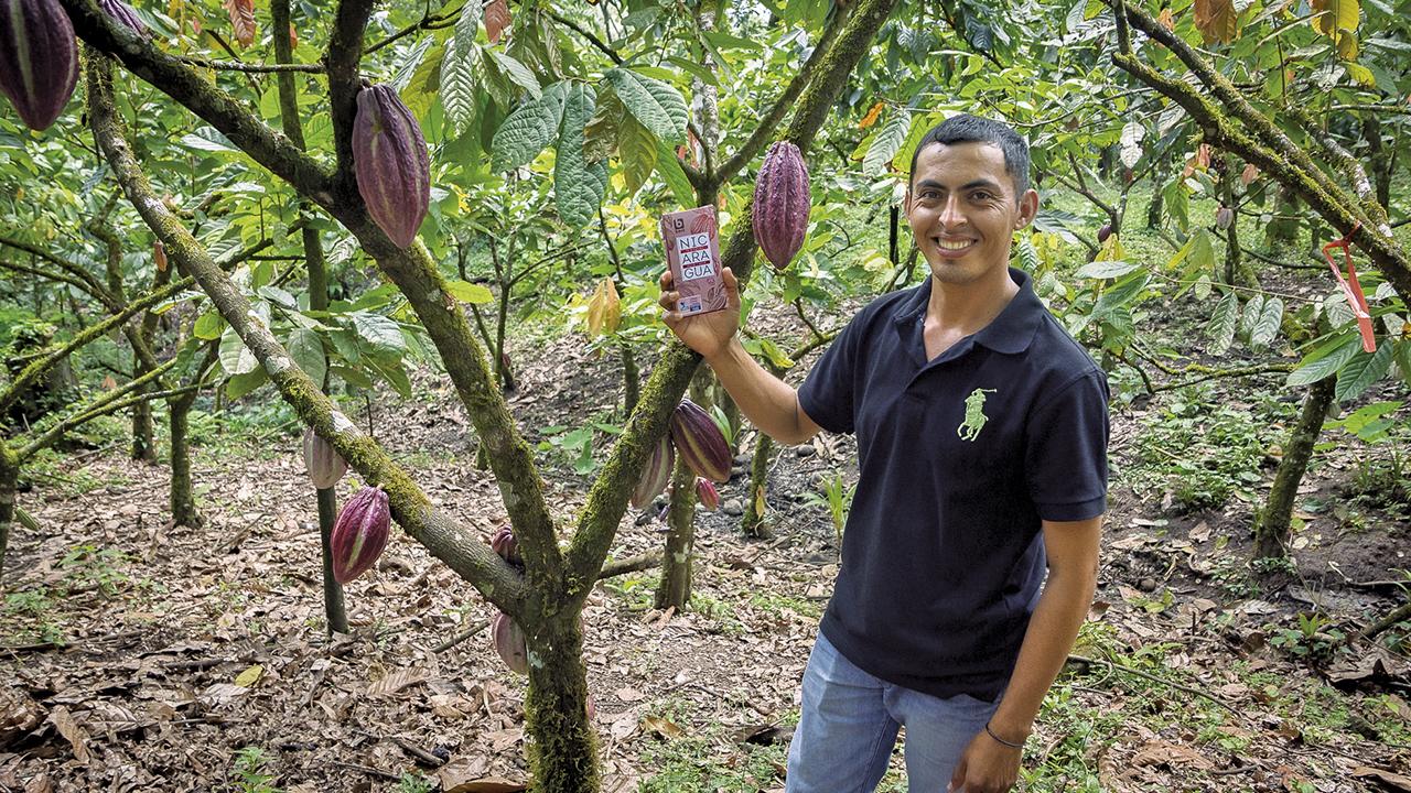 El chocolate nicaragüense que se está comiendo a Bélgica