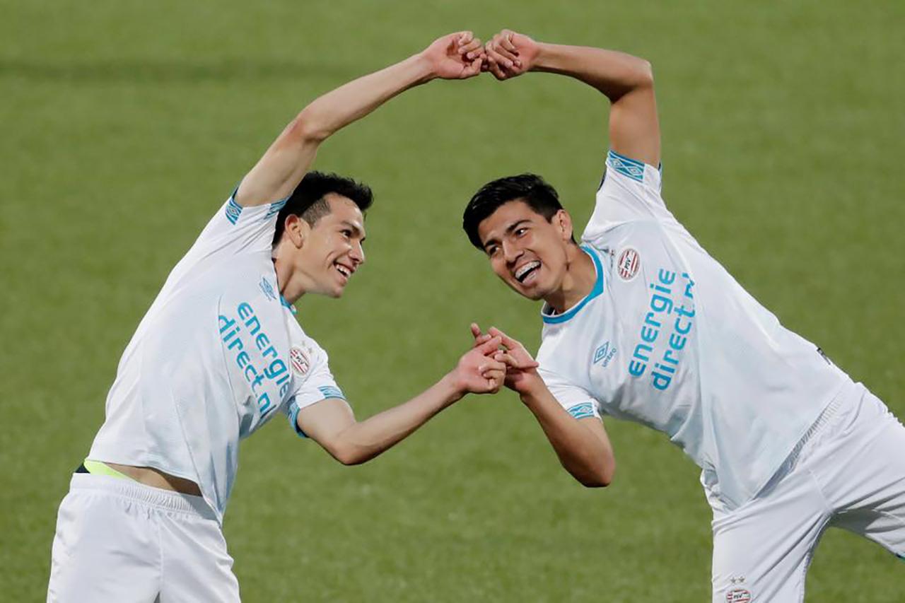 PSV, Ajax de Amsterdam y Feyenoord quieren potenciar la liga holandesa
