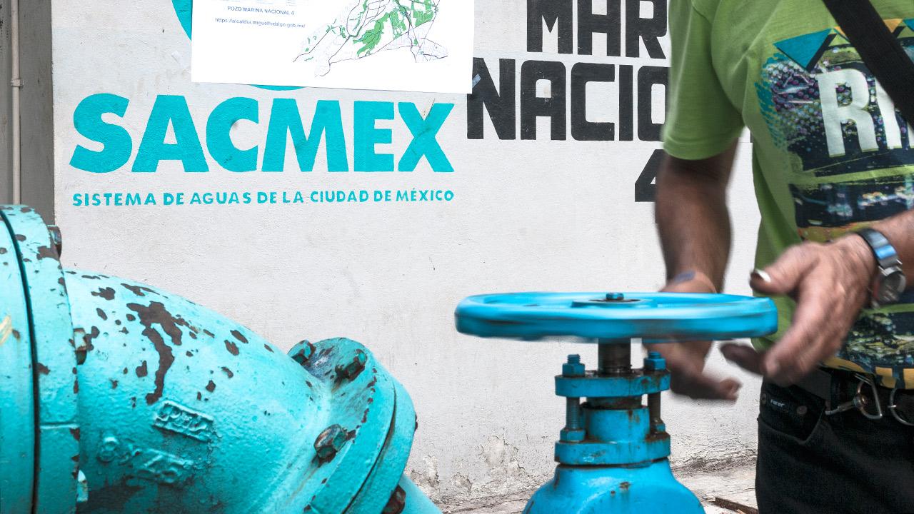 Gobierno de la CDMX controlará servicio del agua; termina concesiones privadas