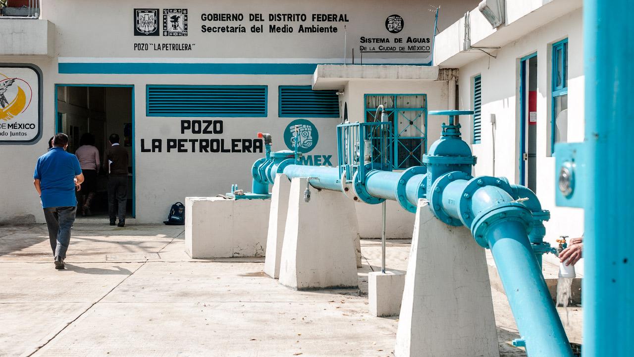Conagua concluye mantenimiento al Sistema Cutzamala; se normaliza servicio en el Valle de México
