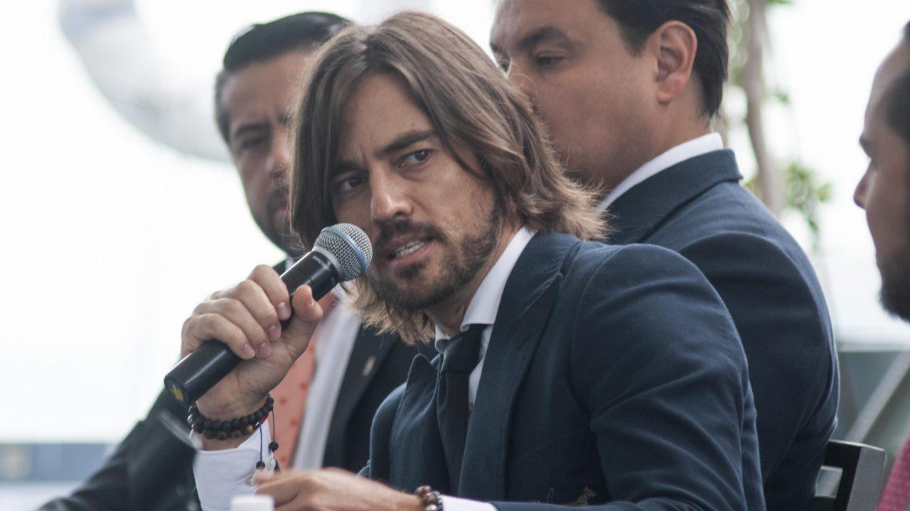 Antonio Madrazo. Foto: Angélica Escobar/Forbes México.