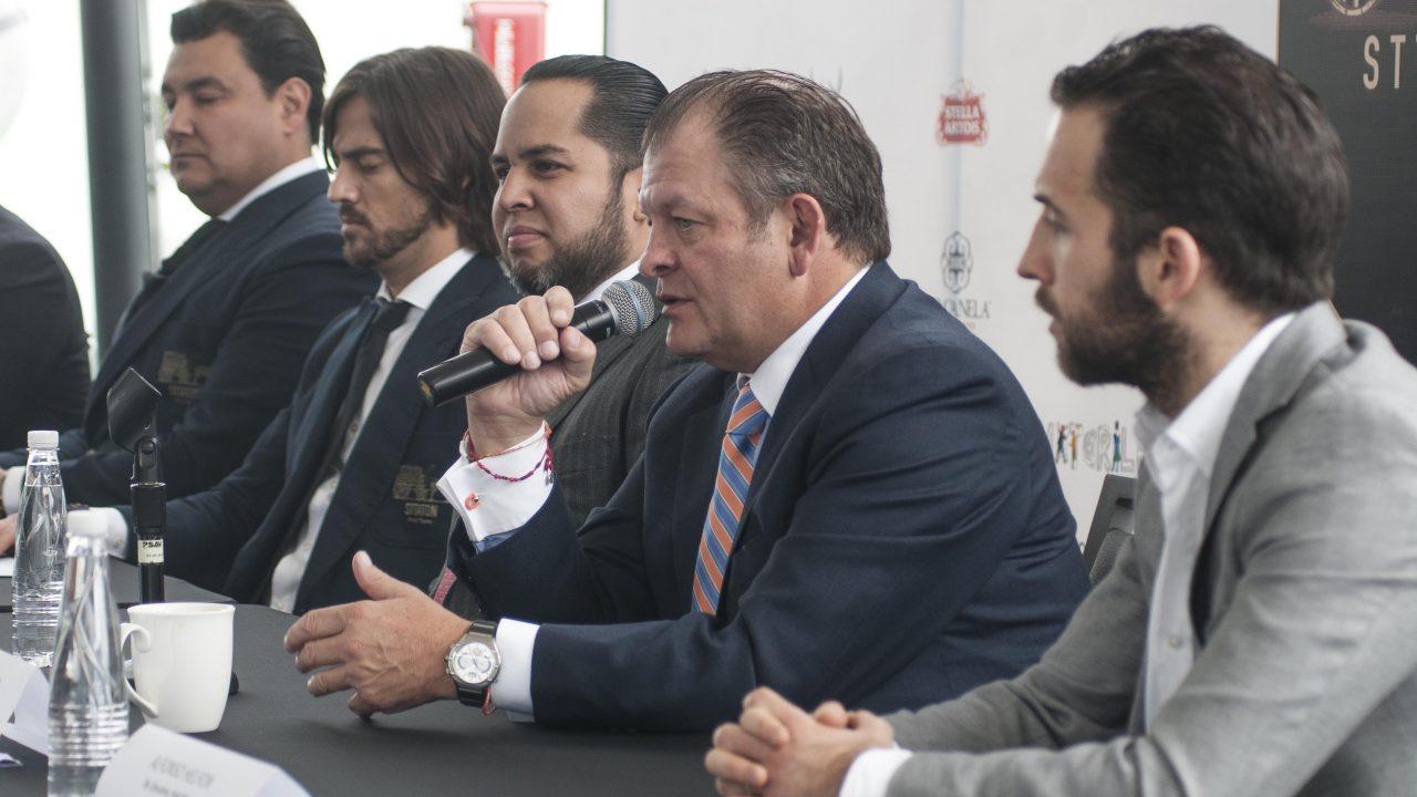 Guillermo Steta, Presidente de la Federación Mexicana de Polo. Foto: Angélica Escobar/Forbes México.