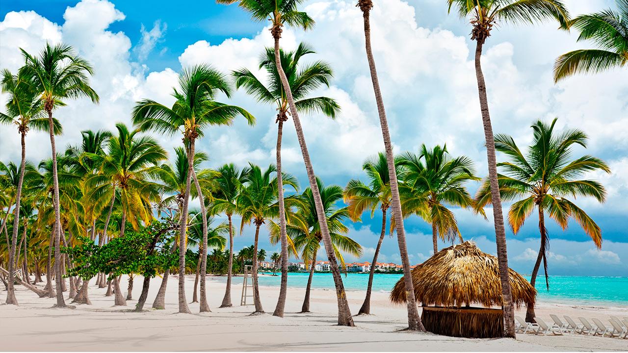 Vuela a Punta Cana, la maravilla de República Dominicana