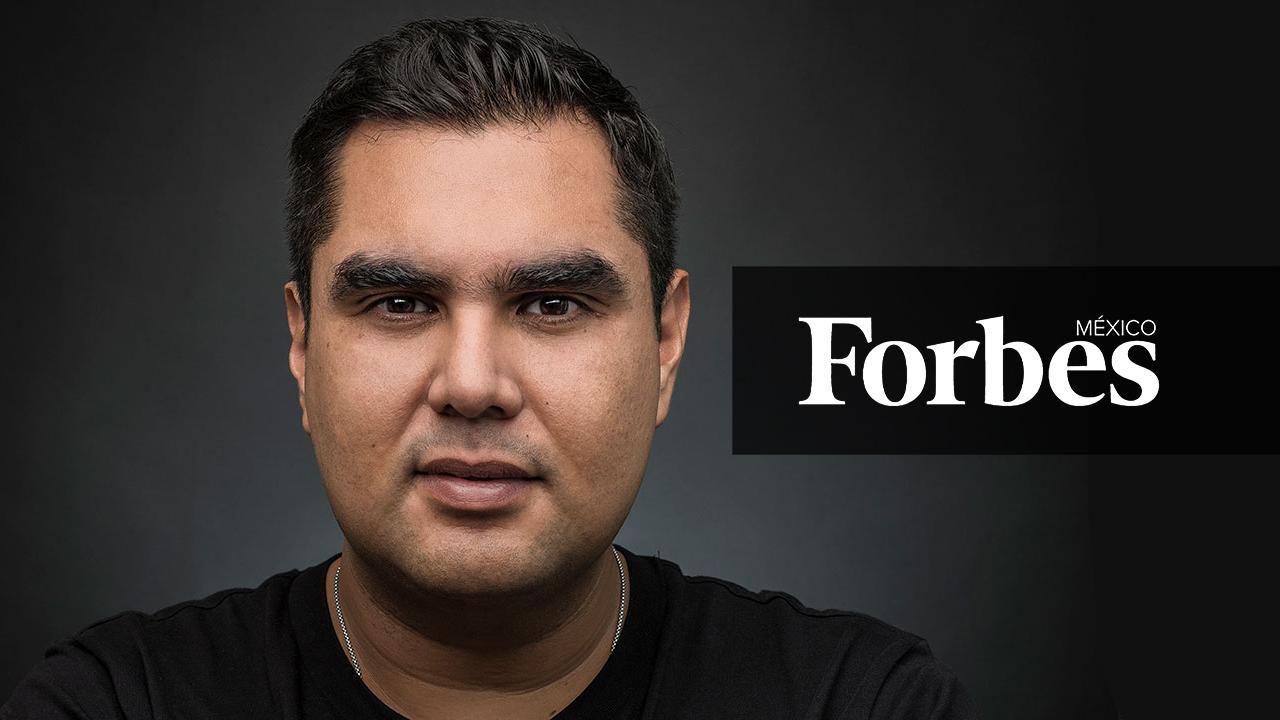 El mexicano que quería ser diputado y ahora dirige FourLoko