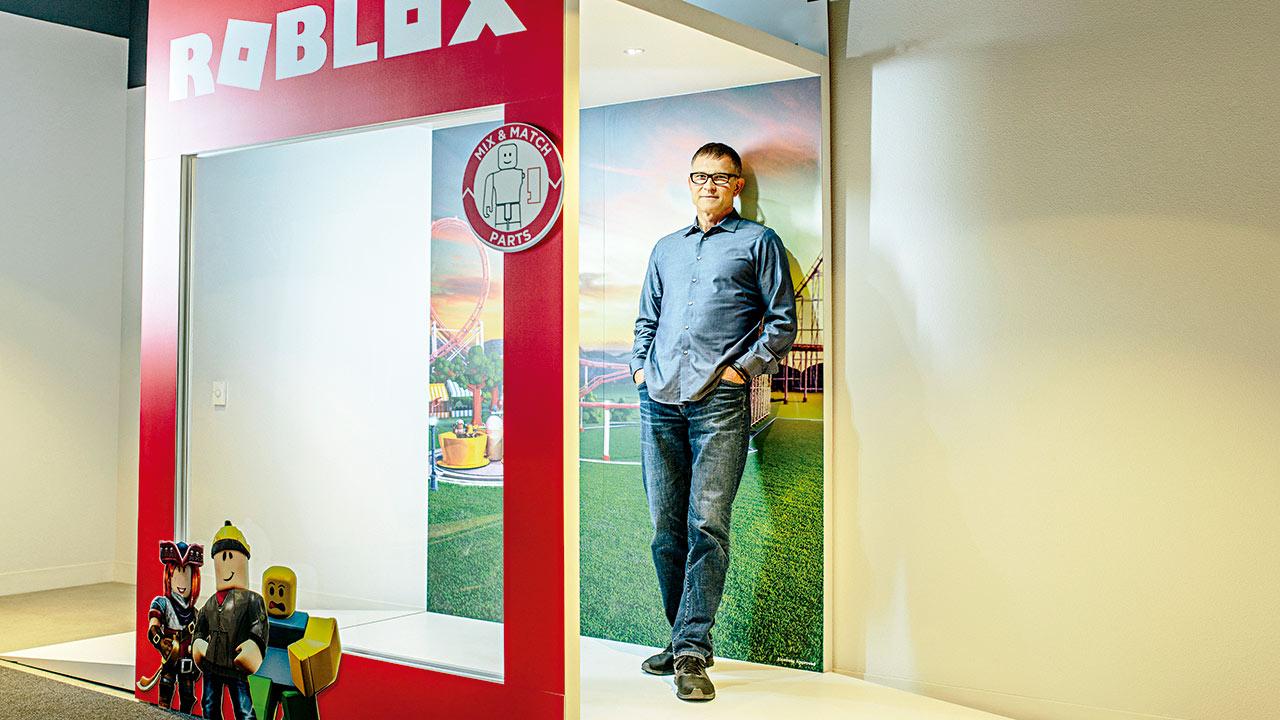 Roblox, plataforma para niños emprendedores