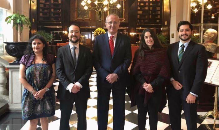 Entrevista | El equipo de AMLO apoyó el nuevo TLCAN en negociaciones privadas: Seade