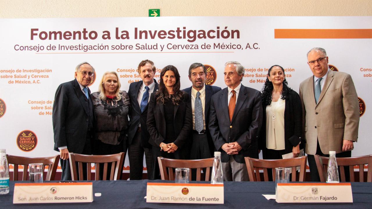 A celebrar premio Fomento a investigación 2018